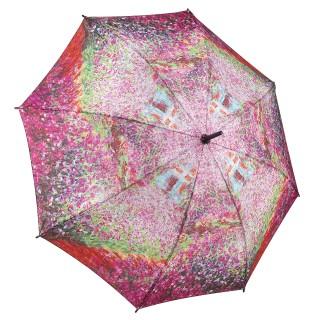 Градината на Моне, прав чадър