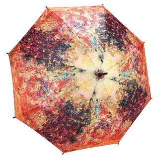 Къщата на художника от розовата градина, Моне, прав чадър