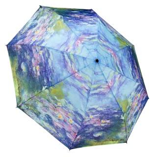 Сгъваем чадър, Водните лилии на Моне