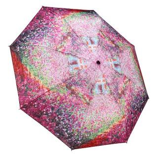 Сгъваем чадър, Градината на Моне