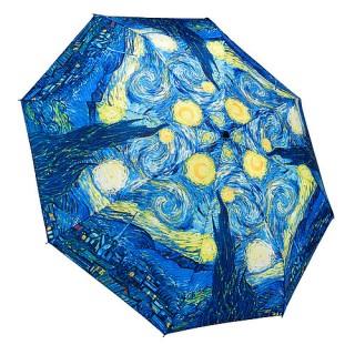 Сгъваем чадър, Звездна нощ на Ван Гог