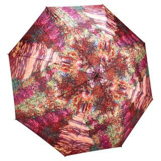 Сгъваем чадър, Пътека в градината, Моне