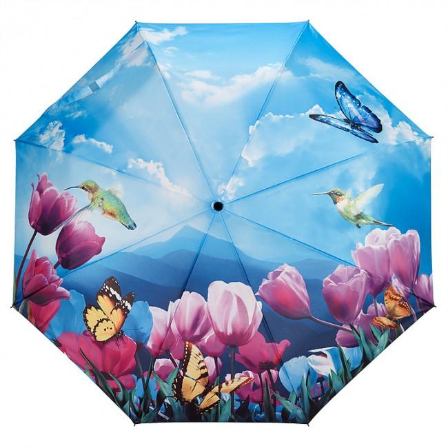 Сгъваем чадър, Лалета