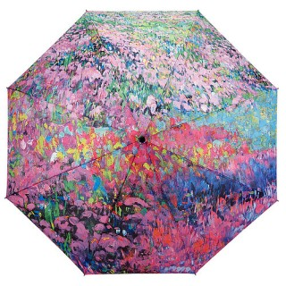 Сгъваем чадър, Градинска симфония