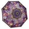 Сгъваем чадър, Стъклопис теменужки