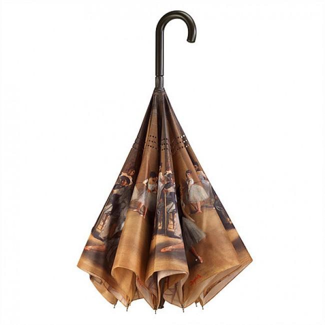 Уроци по балет на Дега, прав, обратнозатваряем чадър