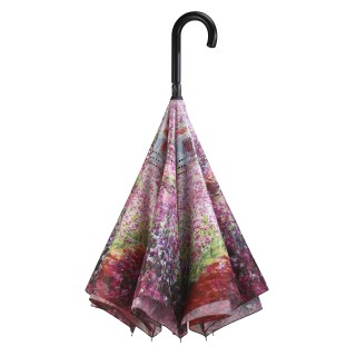 Градината на Моне, прав, обратнозатваряем чадър