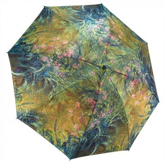 Ириси на Моне, сгъваем, обратнозатваряем чадър