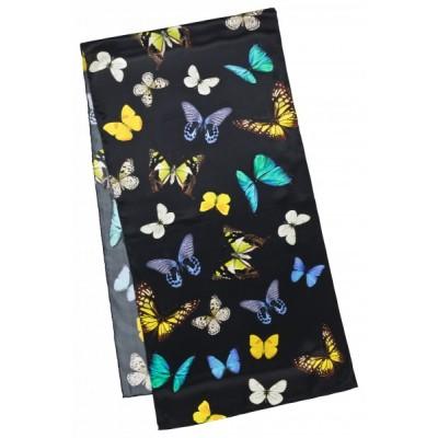 Дълъг шал, Танцуващи пеперуди