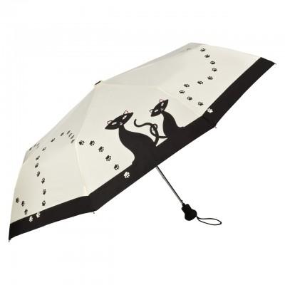 Сгъваем чадър, Черни котета