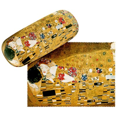 Калъф за очила, Целувката на Климт