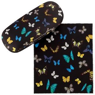 Калъф за очила, Танцуващи пеперуди