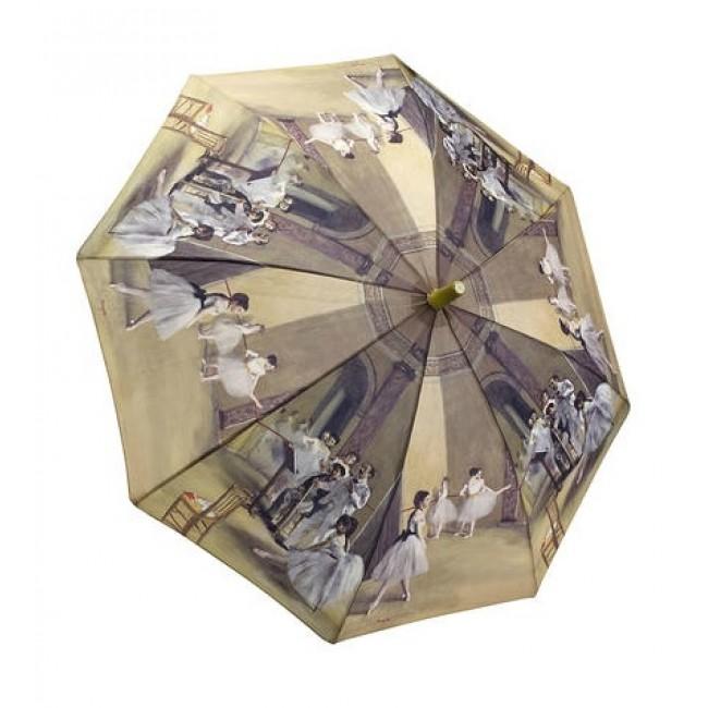 Детски чадър, Уроци по балет на Дега