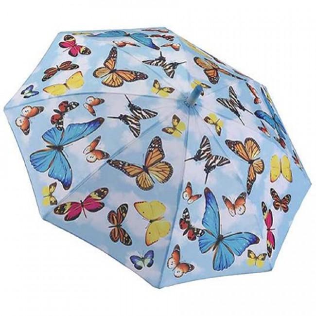 Детски чадър, Пеперуди