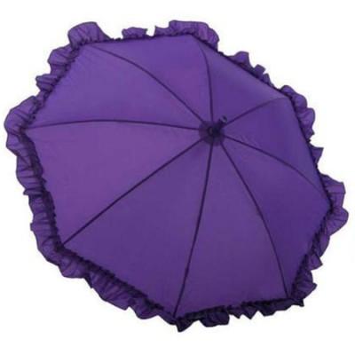 Детски чадър, Лилави къдрици
