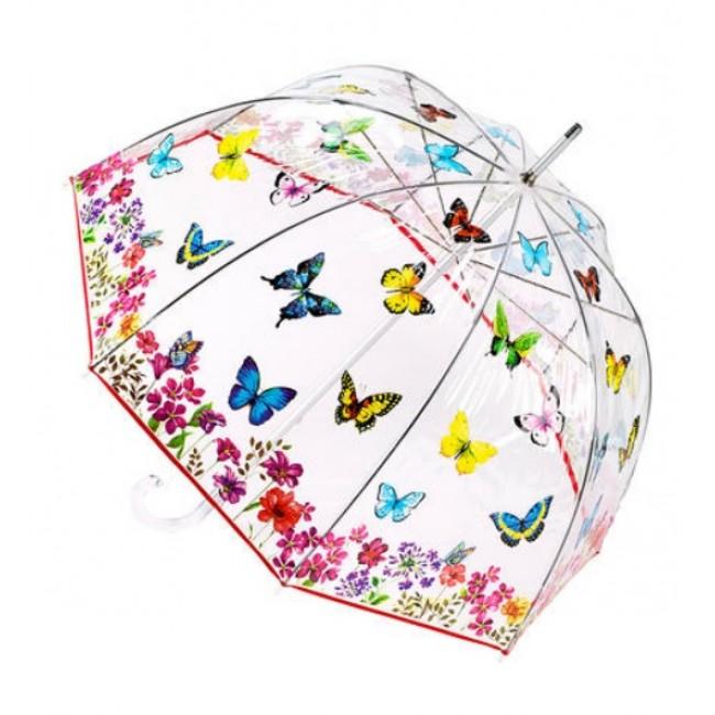 Прозрачен Балон - Градински пеперуди