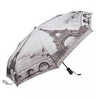 Сгъваем чадър, Париж, Айфеловата кула