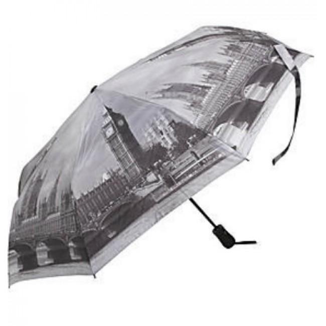 Сгъваем чадър, Лондон