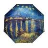 """Сгъваем чадър, """"Над Рейн"""" на Ван Гог"""