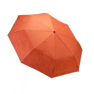 Сгъваем чадър, Тигър, оранж, двойно покритие