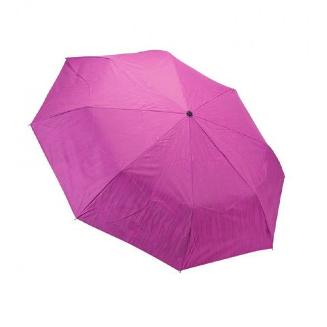 Сгъваем чадър, Зебра, циклама с двойно покритие