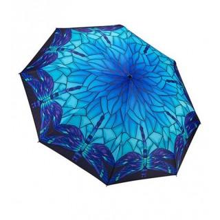 Сгъваем чадър, Водно конче, стъклопис, нов