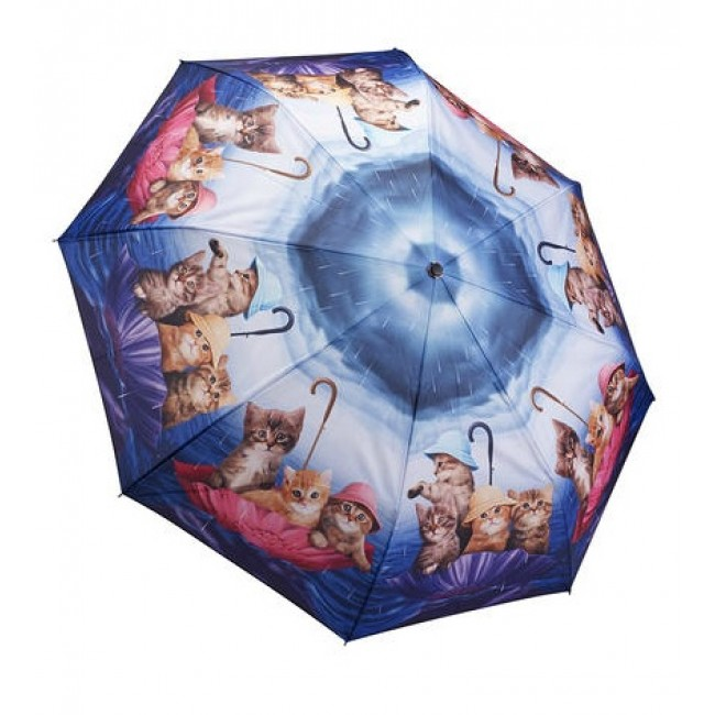 Сгъваем чадър, Котета Ахой