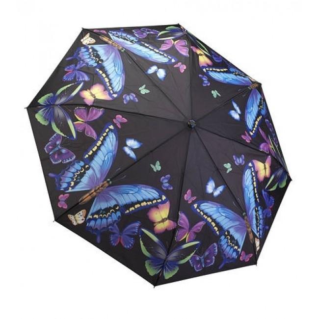 Сгъваем чадър, Нощни пеперуди
