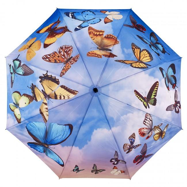 Сгъваем чадър, Танцуващи пеперуди