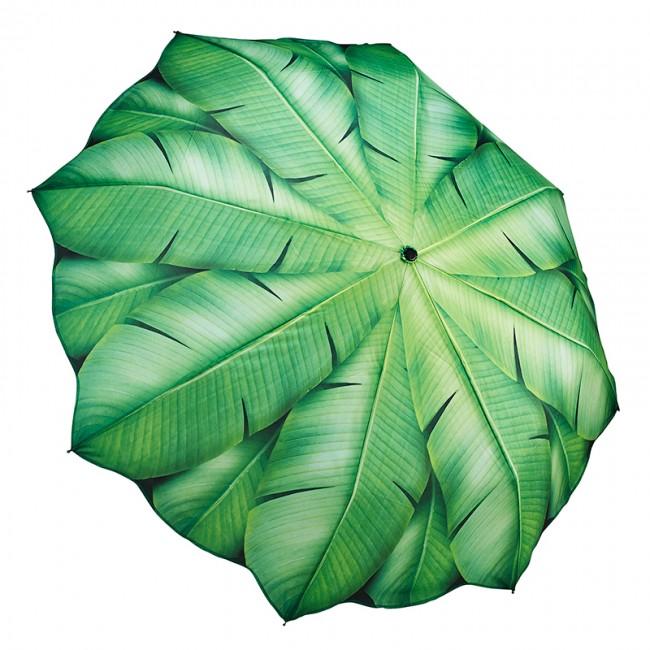 Сгъваем чадър, Бананови листа