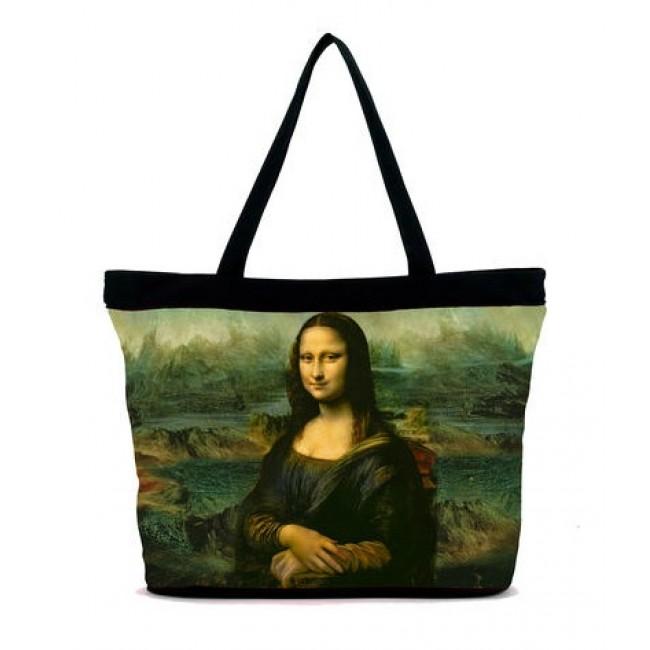Дамска чанта, Мона Лиза