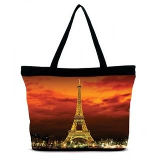 Дамска чанта, Париж, Град на светлината