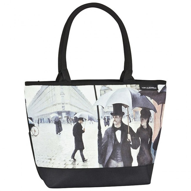 Чанта,  Парижки улици на Густав Кайлебо