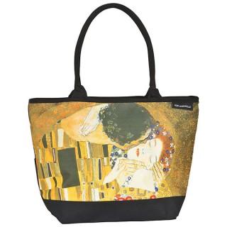 Чанта,  Целувката на Густав Климт